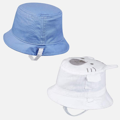 Cappello da Sole Reversibile Nilo | MAYORAL | RocketBaby.it