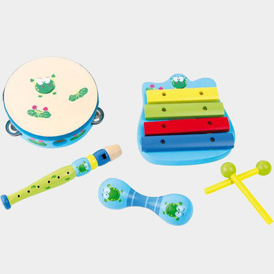 Set Musicale Ranocchio | LEGLER | RocketBaby.it