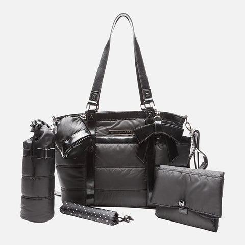 Borsa Fasciatoio con Accessori Nero | MAYORAL | RocketBaby.it