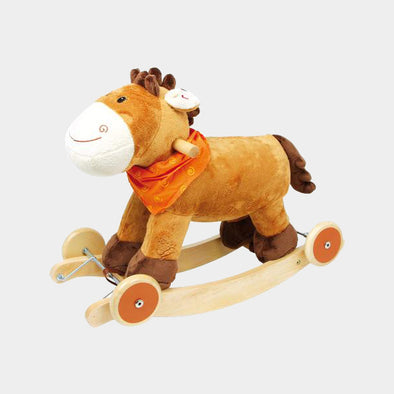 Cavallo A Dondolo Nele | LEGLER | RocketBaby.it