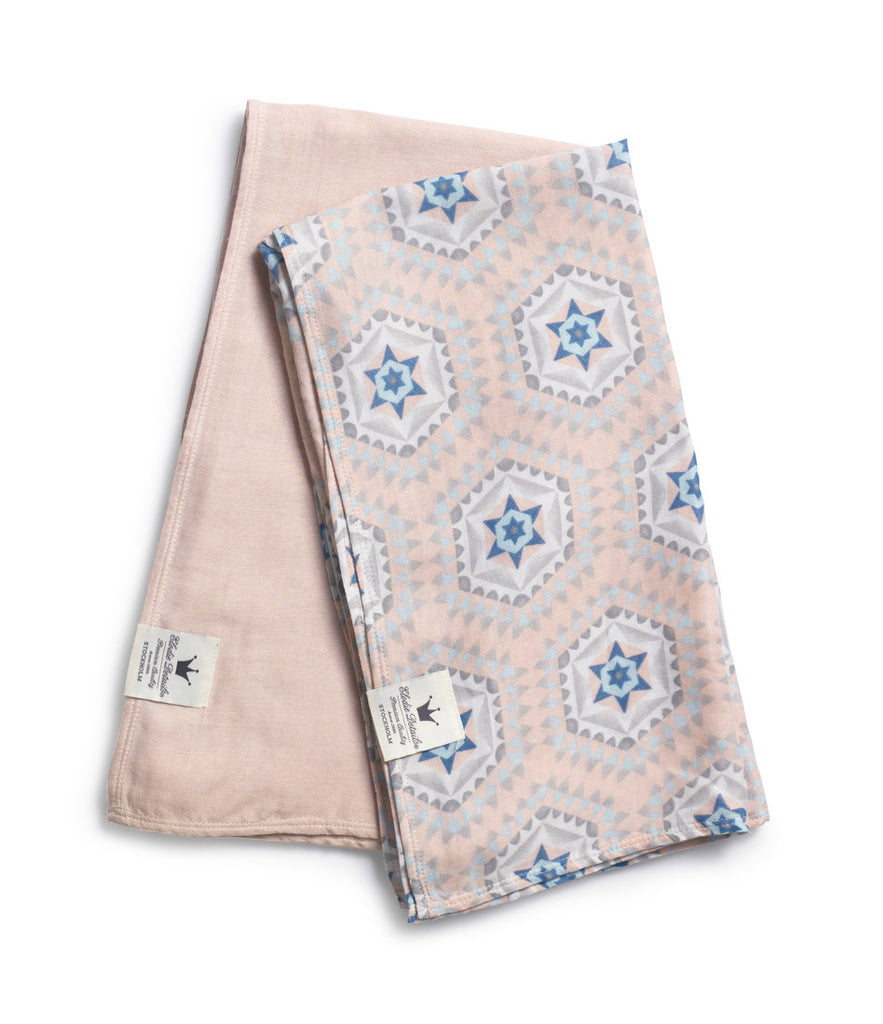 Set 2 Copertine SWADDLE Bambù Bedouin Stories - RocketBaby - 1
