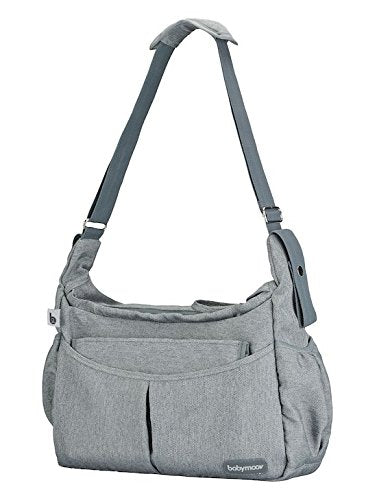 Borsa Fasciatoio Urban Bag Smokey | BABYMOOV | RocketBaby.it