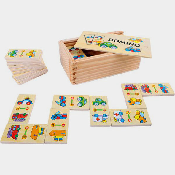 Domino Vetture | LEGLER | RocketBaby.it