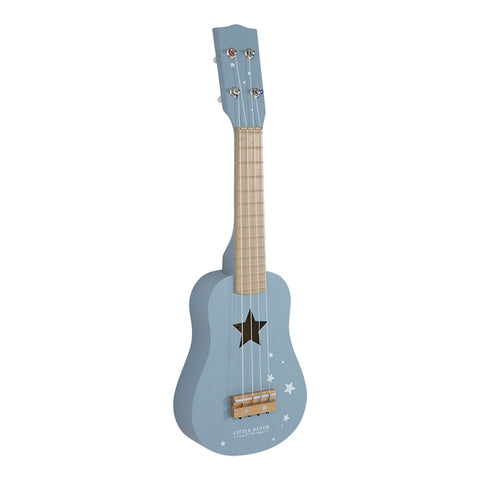 Chitarra Adventure Blue | LITTLE DUTCH | RocketBaby.it