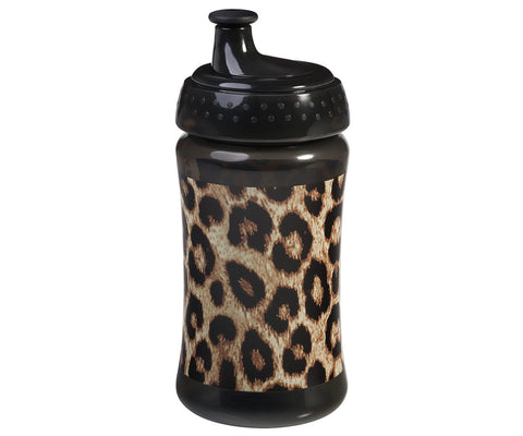 Borraccia Leopard 340 ml | ROCK STAR BABY | RocketBaby.it