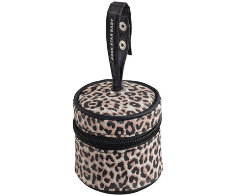 Porta Ciuccio Leopard | ROCK STAR BABY | RocketBaby.it