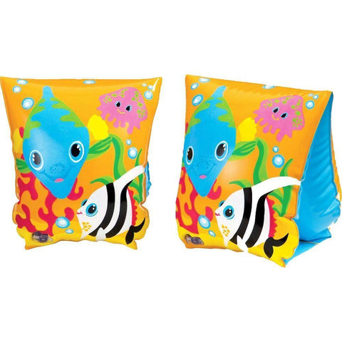 Braccioli per Piscina e Mare Fun Fish | INTEX | RocketBaby.it