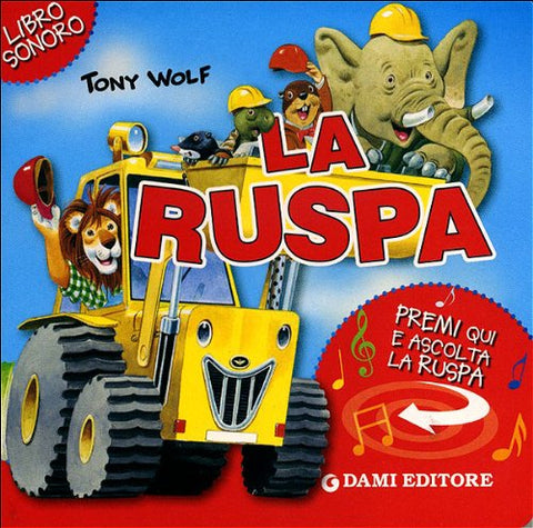 Libro La Ruspa | GIUNTI | RocketBaby.it