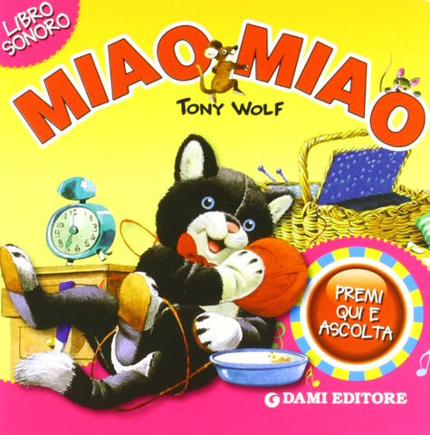 Libro Miao Miao | GIUNTI | RocketBaby.it