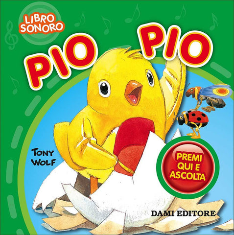 Libro Pio Pio | GIUNTI | RocketBaby.it