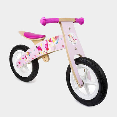 Biciclettina Rosa Unicorno |  | RocketBaby.it