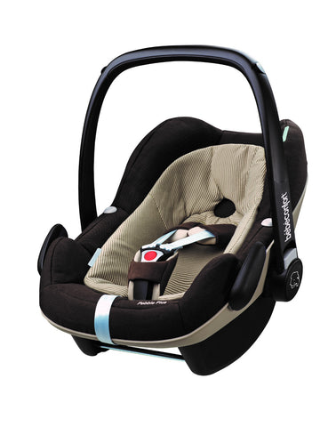 Seggiolino Auto Pebble+ (i-size) Marrone - RocketBaby