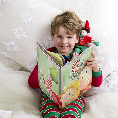 Libro Storie di Natale in Inglese | ELF MAGIC | RocketBaby.it
