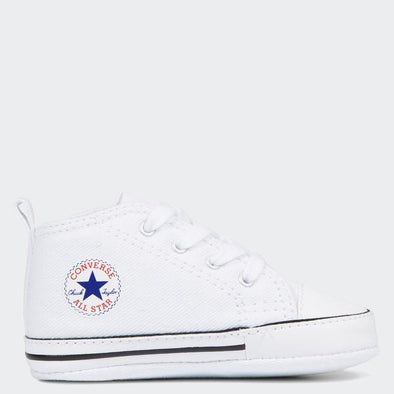 Converse Neonato Chuck Taylor First Star White | CONVERSE | RocketBaby.it