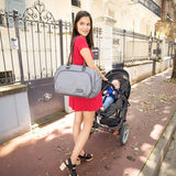 Borsa Fasciatoio Trendy Bag Smokey | BABYMOOV | RocketBaby.it