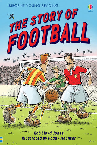 Libro in Inglese The Story Of Football | USBORNE | RocketBaby.it