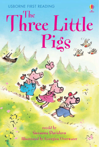 Libro in Inglese The Three Little Pigs | USBORNE | RocketBaby.it