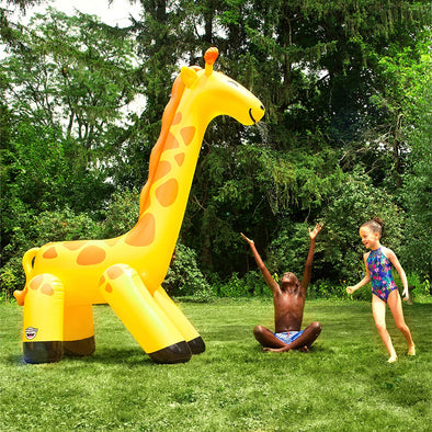 Fontana Giraffa Gigante Spruzza Acqua | BIG MOUTH | RocketBaby.it