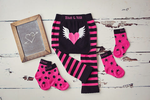 Leggings Angel Wings - RocketBaby - 2