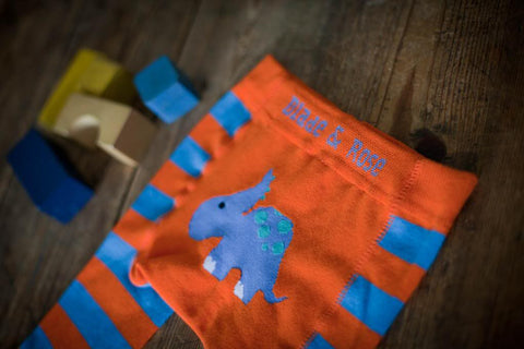 Leggings Dinosauro - RocketBaby - 1