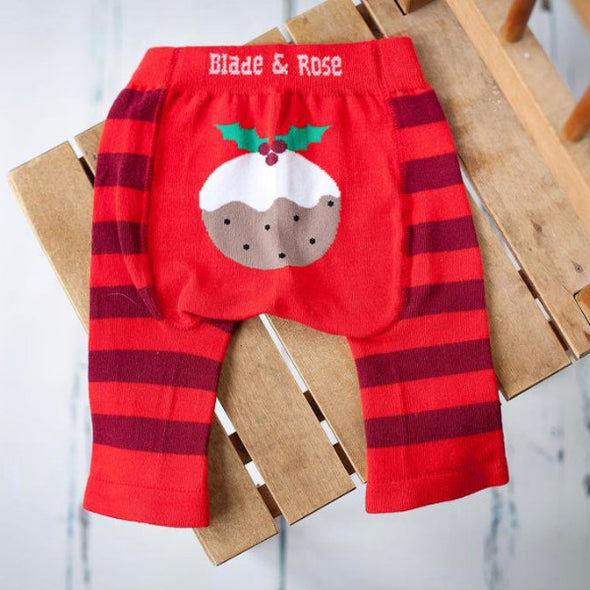 Leggings Dolcetto di Natale |  | RocketBaby.it