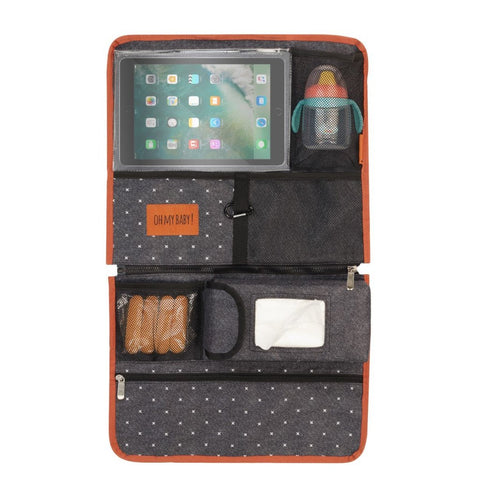 Organizer per Passeggino e Auto 2 in 1 | BADABULLE | RocketBaby.it