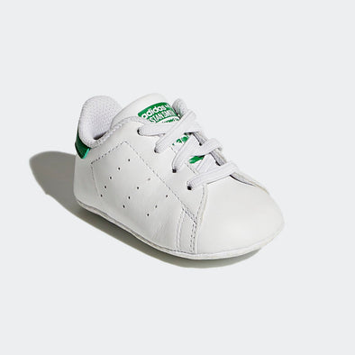 Adidas Baby Stan Smith Crib Bianco e Verde | ADIDAS | RocketBaby.it