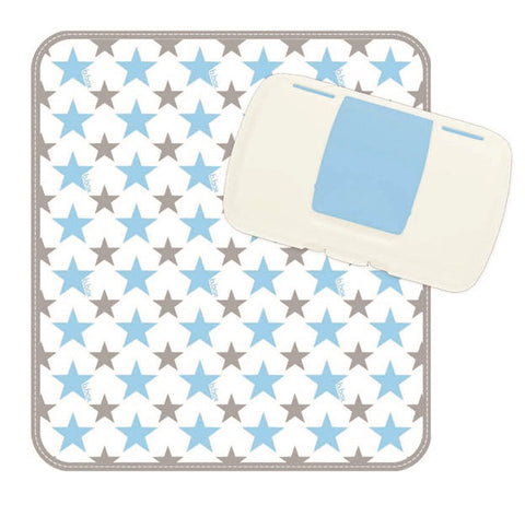 Fasciatoio Portatile con Portasalviette Shining Star | B BOX | RocketBaby.it