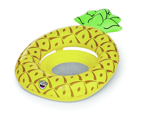 Mini Ciambella gonfiabile baby Ananas | BIG MOUTH | RocketBaby.it