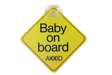 Segnale Baby on Board | AXKID | RocketBaby.it