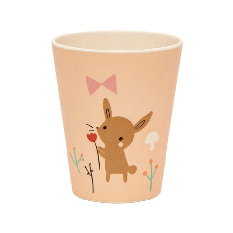 Tazza In Bamboo Bunny | PETIT MONKEY | RocketBaby.it