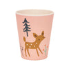 Tazza In Bamboo Deer | PETIT MONKEY | RocketBaby.it
