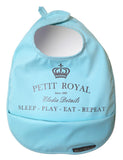 Bavaglino Petit Royal Blue - RocketBaby - 2