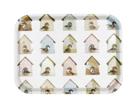 Vassoio Birdhouse | STUDIO DITTE | RocketBaby.it