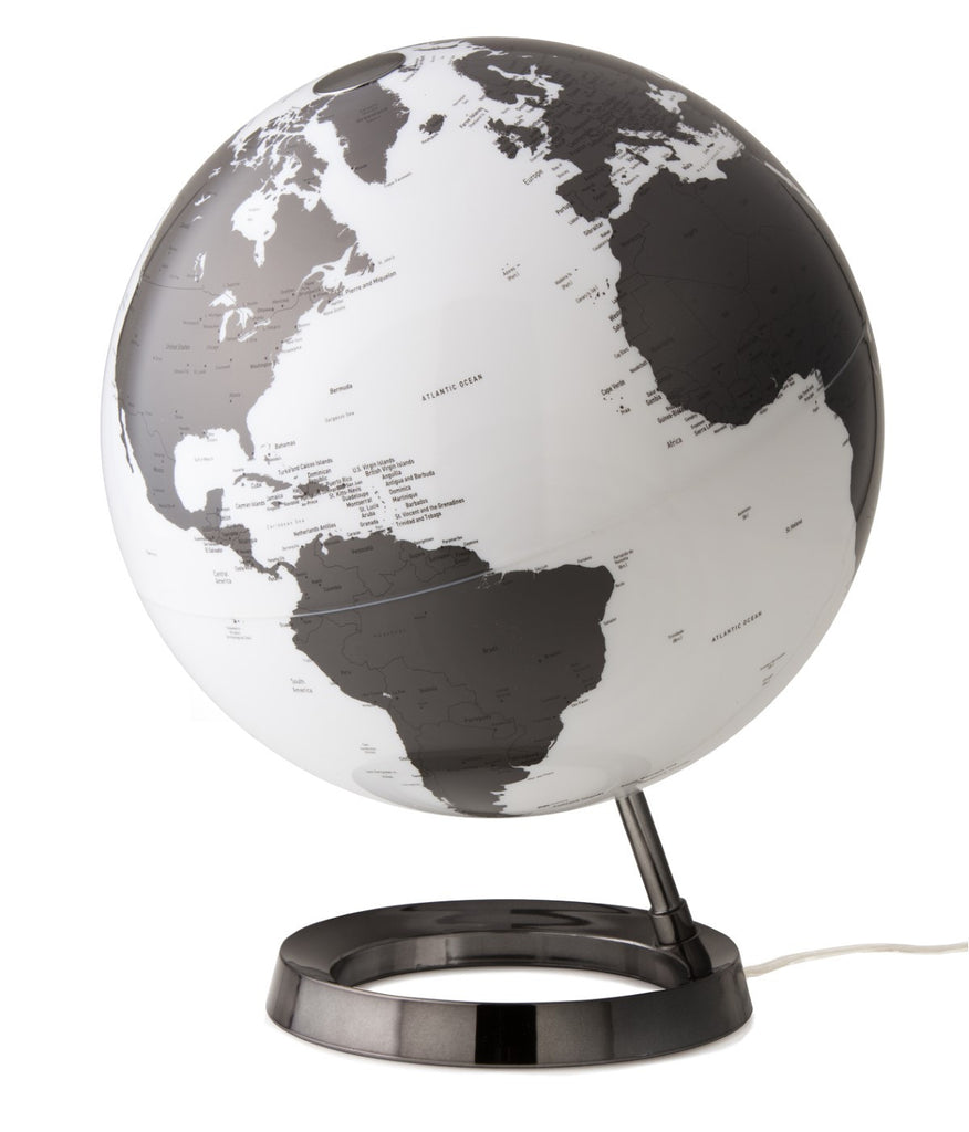 Mappamondo Light & Colour Bright Charcoal 30 cm - TECNODIDATTICA - RocketBaby.it - RocketBaby