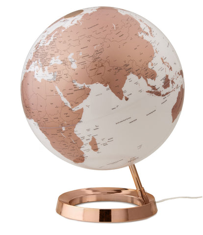 Mappamondo Light & Colour Bright Copper 30 cm - TECNODIDATTICA - RocketBaby.it - RocketBaby