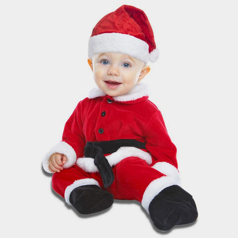 Costume Travestimento Babbo Natale Cotton | MOM FUN COMPANY | RocketBaby.it