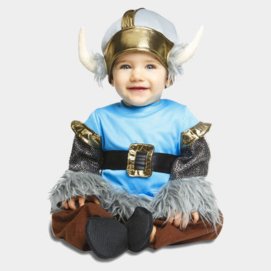 Costume Travestimento Baby Vichingo | MOM FUN COMPANY | RocketBaby.it