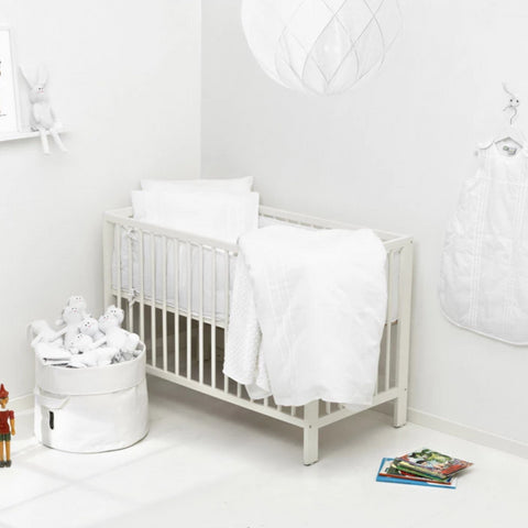 Set Lettino White Edition - RocketBaby - 2