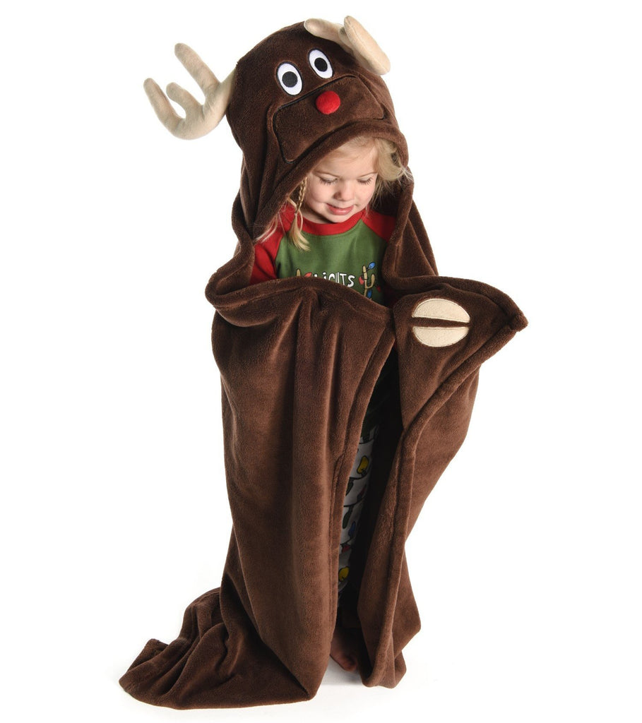 Coperta Travestimento Reindeer | LAZY ONE | RocketBaby.it