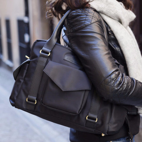 Borsa Fasciatoio Black Edition - ELODIE DETAILS - RocketBaby.it