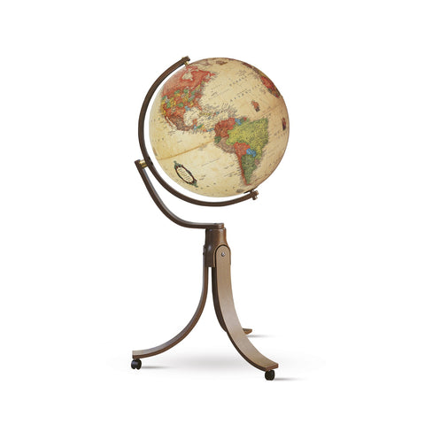 Mappamondo Emily Antico 50 cm |  | RocketBaby.it