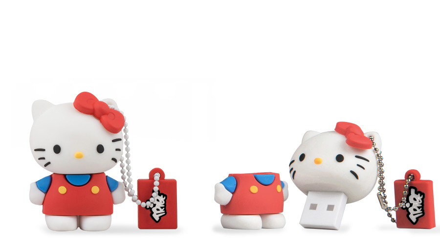 Chiavetta usb Hello Kitty Classic 4 GB - RocketBaby