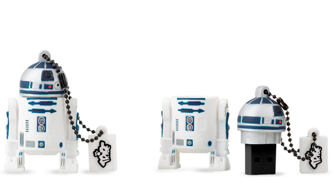 Chiavetta Usb Star Wars R2D2 - RocketBaby