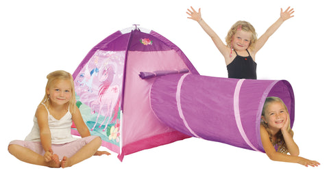 Tenda da Gioco Unicorno con Tunnel | MICASA | RocketBaby.it