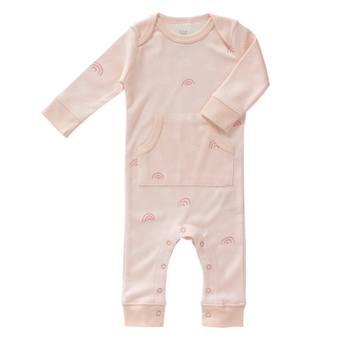 Pigiamino Tutina Arcobaleno Chintz Rose | FRESK | RocketBaby.it