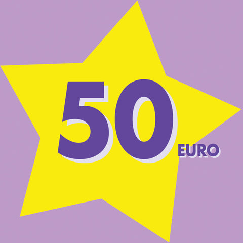 Buono Regalo da 50 Euro | RocketBaby.it | RocketBaby.it