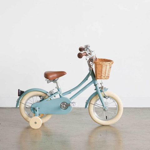 Bicicletta Gingersnap Duck Egg Blue 12 | BOBBIN | RocketBaby.it