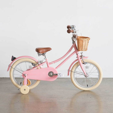 Bicicletta Gingersnap Pink 16 | BOBBIN | RocketBaby.it