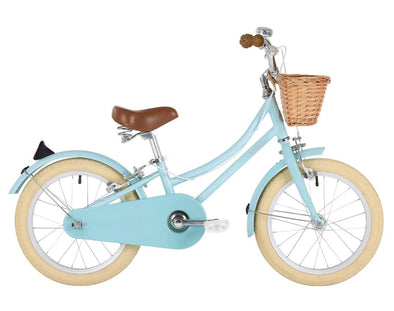 Bicicletta Gingersnap Duck Egg Blue 16 | BOBBIN | RocketBaby.it